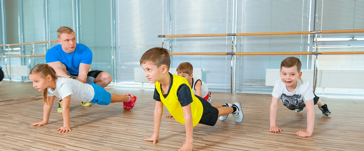 Kids Group Classes Woodcliff Lake, NJ