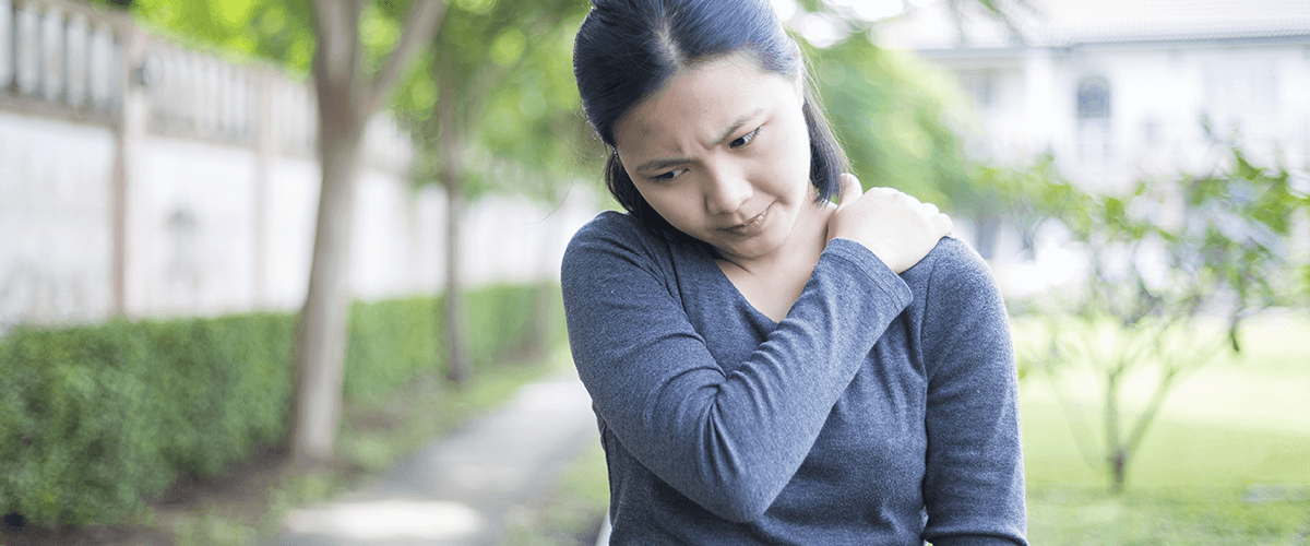 Shoulder Pain Relief Woodcliff Lake,NJ