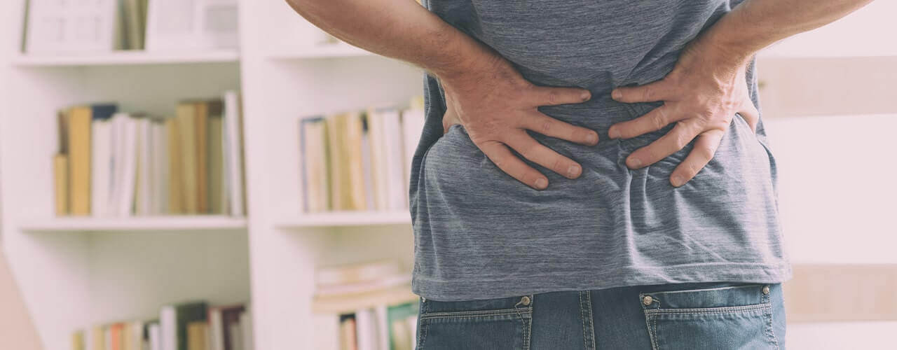Stand up to Back Pain PT