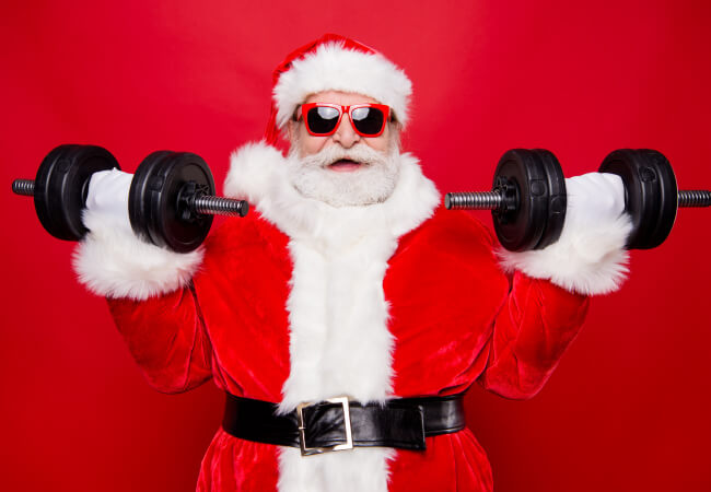 Eat Healthy And Get Moving This Holiday Season